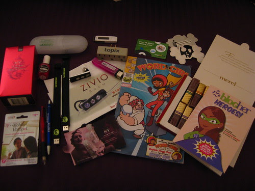 best blogher swag