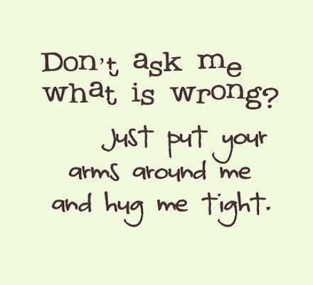 Want To Hug U Quotes