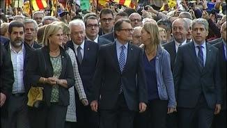 El TSJC descarta incorporar a la causa del 9-N l'informe dels fiscals catalans contra la querella
