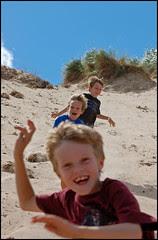 Racing Down the Dune