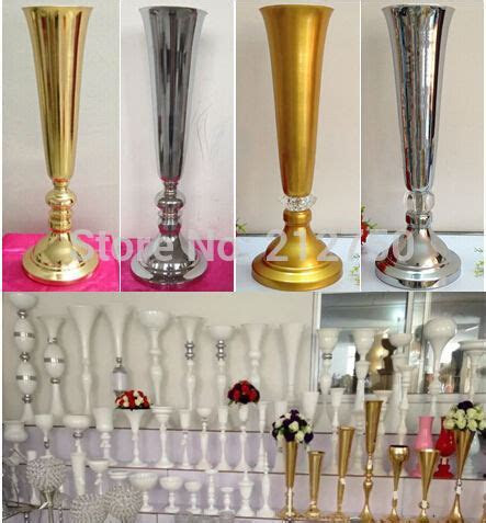 Express Free Shipping Wholesale wedding supplies gold