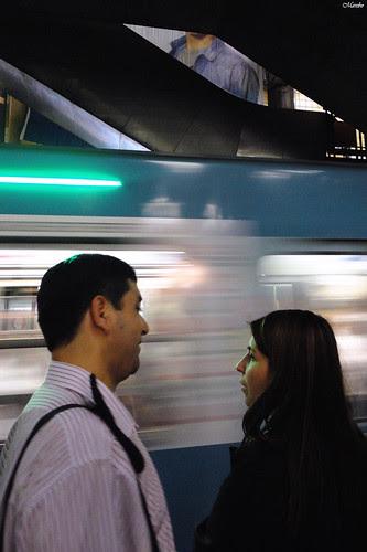 Cosas de la vida y el metro by Alejandro Bonilla