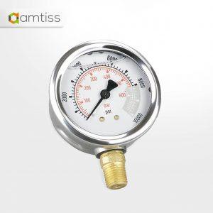 Pressure Gauge Hidrolik