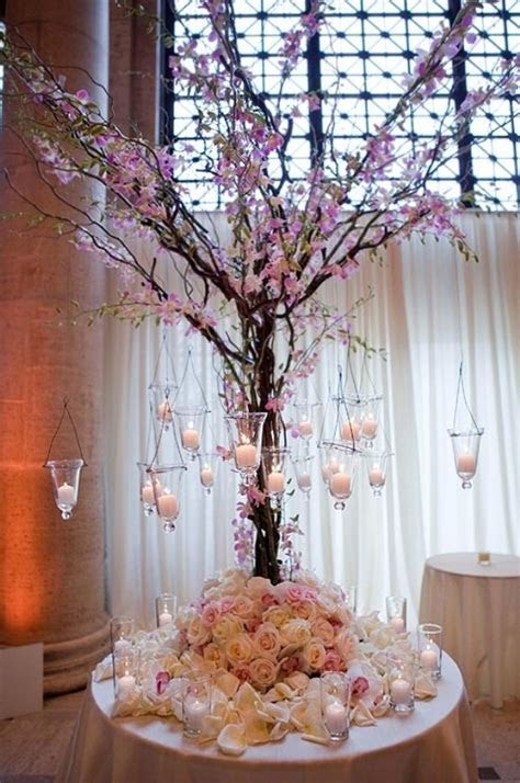Indoor Ceremony Decorations   Weddings Romantique