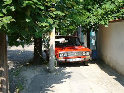 Bulgarian Parking