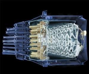 Telescópio espacial Planck dá seus últimos suspiros