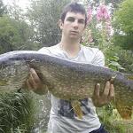 Maisey-le-Duc | Maisey-le-Duc : Florian Petitclair laisse le poisson libre