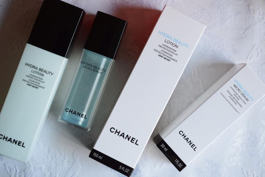 Beauty 4 Life 1: CHANEL Hydra Beauty