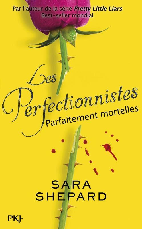 Couverture Les perfectionnistes, tome 2 : Parfaitement mortelles
