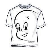Casper the Friendly Ghost Face T-Shirt