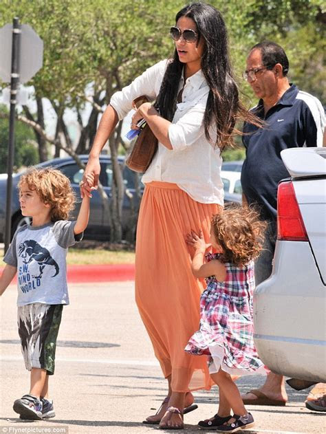 Matthew McConaughey's new wife Camila Alves shows off her