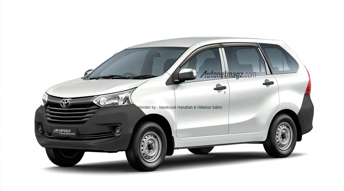 Gambar Toyota Avanza Terbaru 2018 Ottomania86