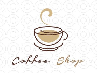 21 Amazing & Delicious Coffee Shop Logo Design ideas