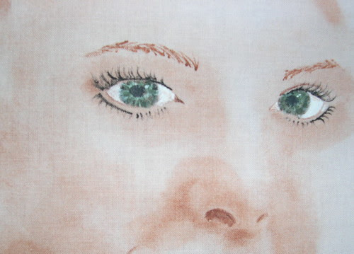 Face-Painting detail