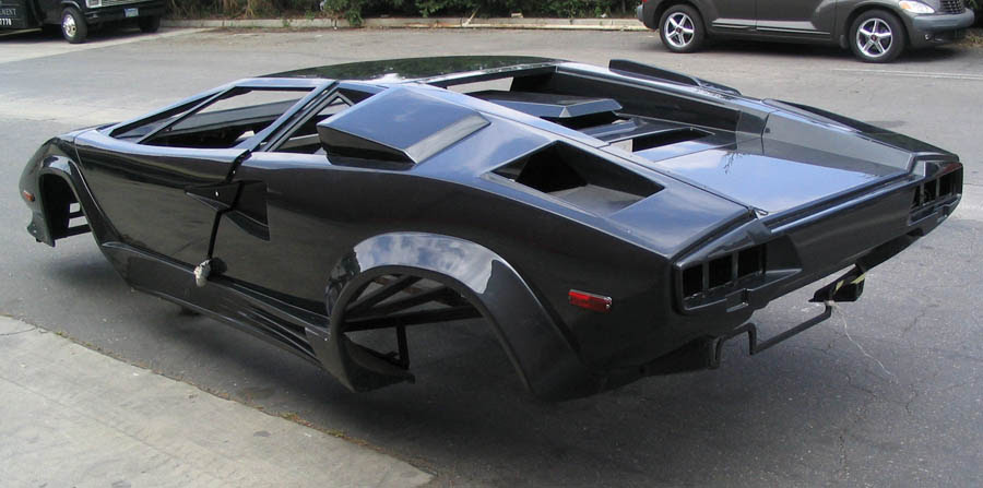 Lamborghini Countach Replicas Sarnairudi