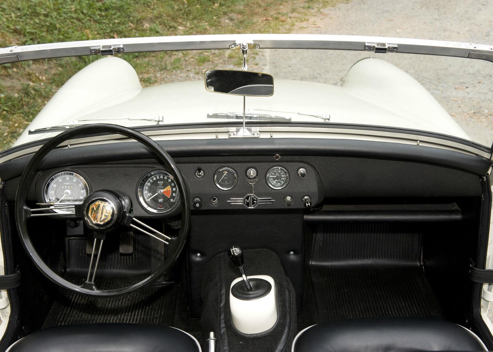 MG Midget MKII Rotiserie restoration - Classic MG Midget ...