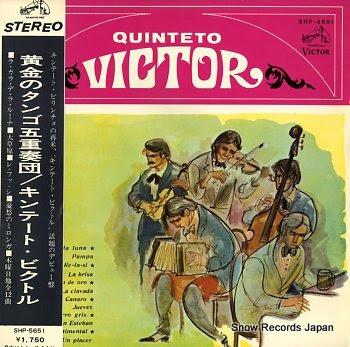 QUINTETO VICTOR s/t
