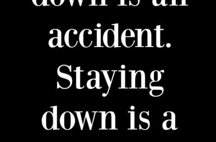 Falling Down Is An Accident Funny Pictures Quotes Memes Funny