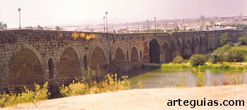 Puente romano de Mérida