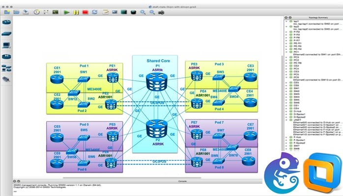 Networking Security: How to Integrate GNS3 With VMWare Workstation