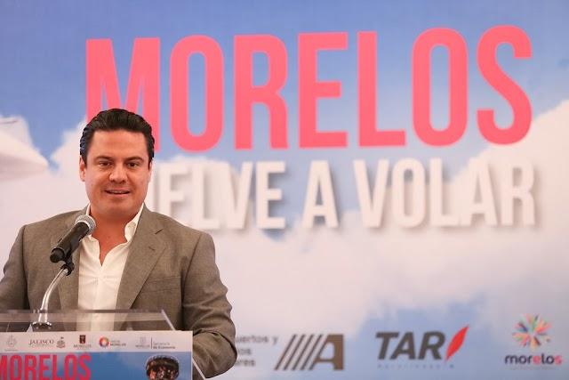 Jalisco amplía conectividad turística y económica