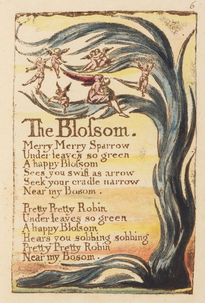Songs of innocence (the Blossom)