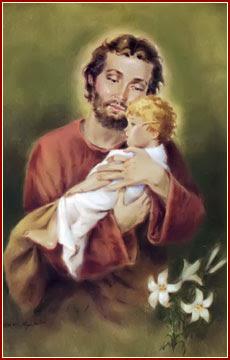 SAN JOSÉ, Esposo de la Bienaventurada Virgen María