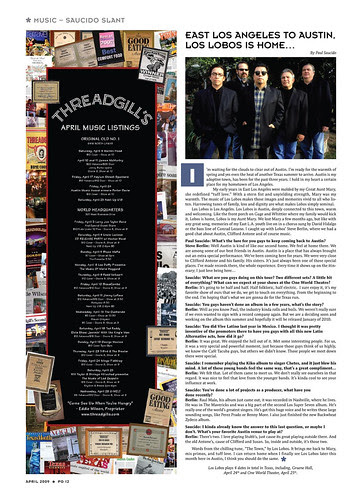 Page 12 - Los Lobos Feature