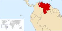 * (en) Venezuela Location * (de) Venezuela Loc...