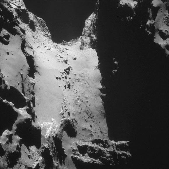 ESA_Rosetta_NAVCAM_141002_D