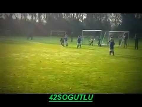 Hollanda Alkmar'daki Bozkırlı Genç Futbolcu Cengaver Salih Karapinar AFC'34