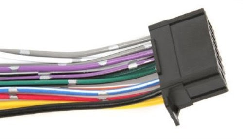 Pioneer Deh1300mp Deh140ub Deh14ub Wire Harness Wiring Harness