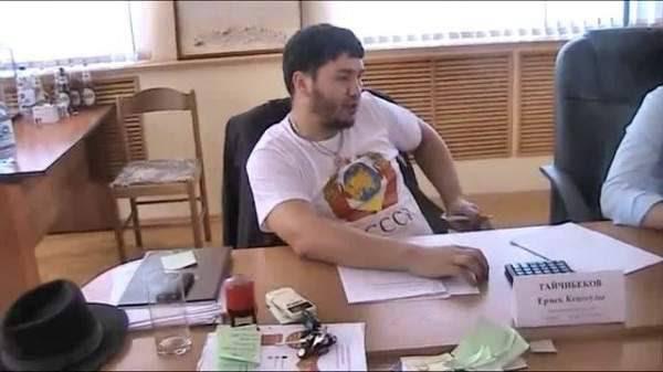 Корреспондент пообщался с Ермеком Тайчибековым, который предложил награду за губернатора Днепропетровской области