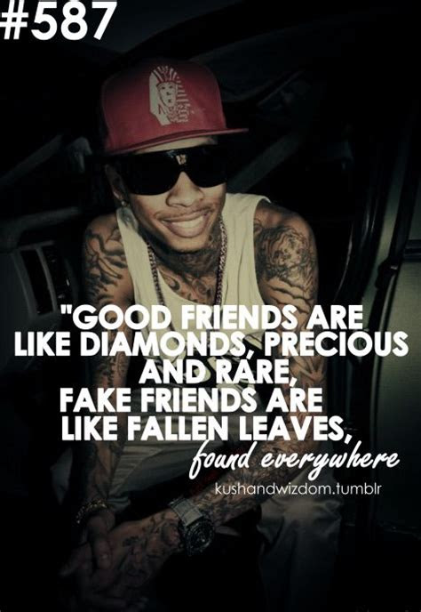 Best Rap Quotes About Fake Friends