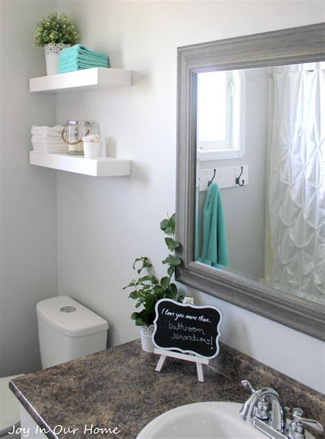 bathroom makeover product source joy   home