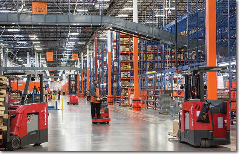 Home Depot Builds an Omni-Channel Supply Chain - Supply Chain 24/7