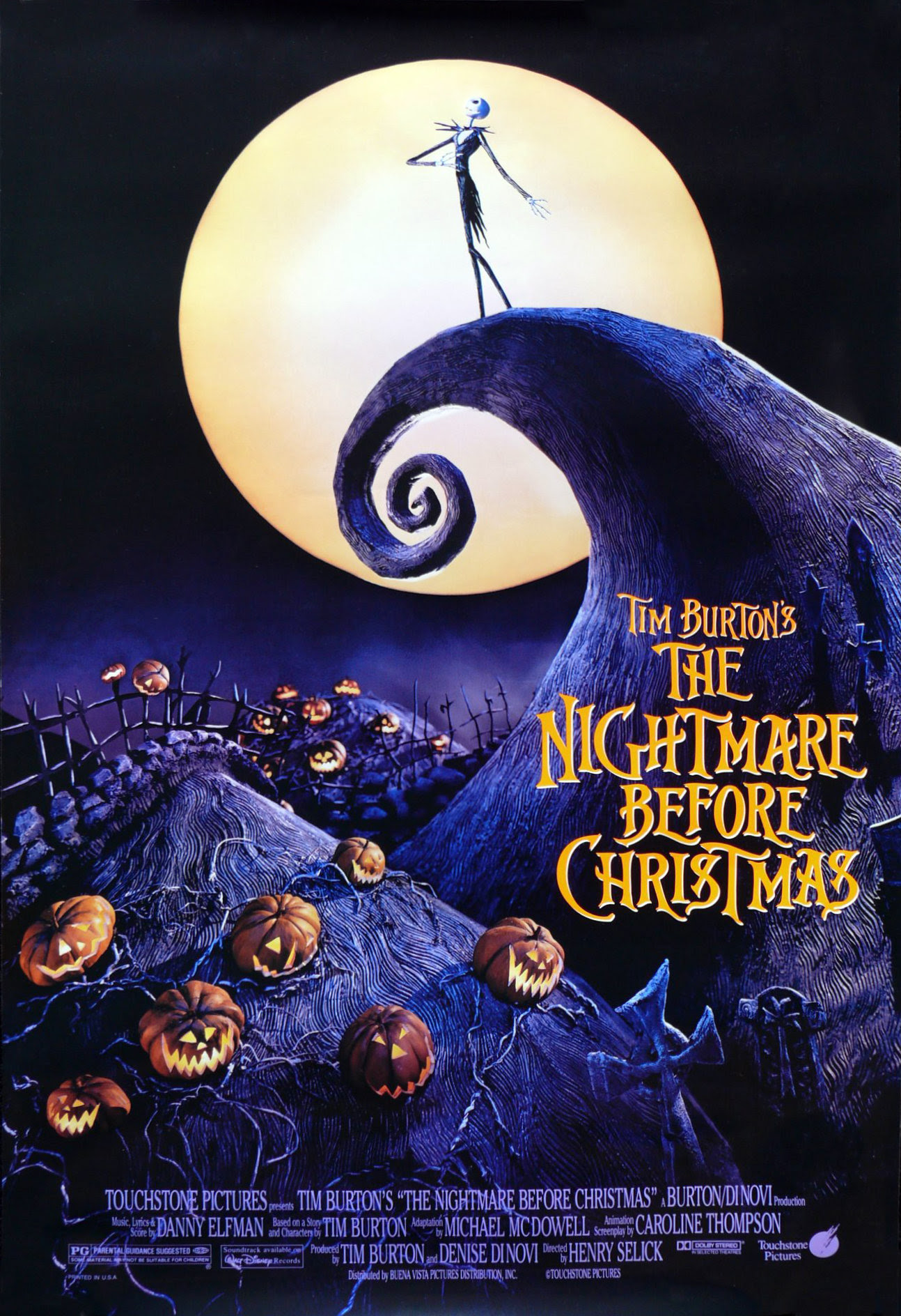 Before Christmas Nightmare Decorating Ideas