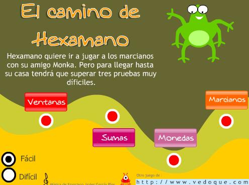 EL CAMINO DE HEXAMANO