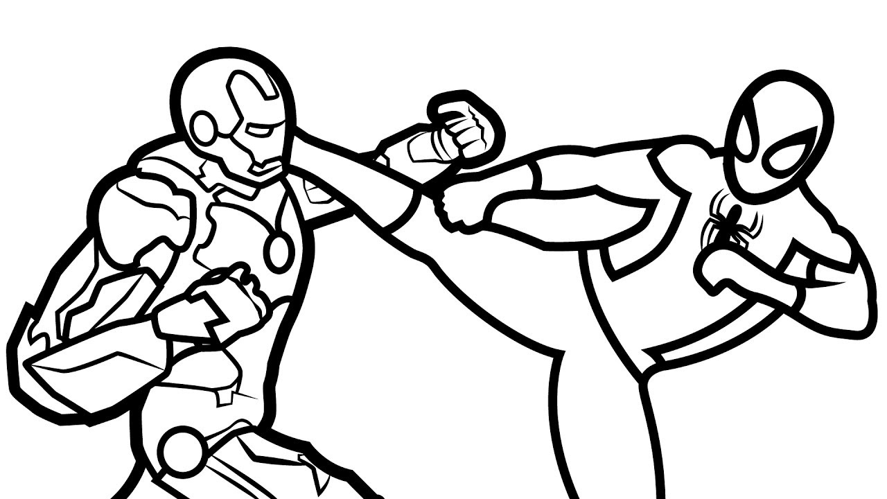 Iron Man Face Coloring Pages at GetColorings.com | Free ...