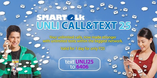 smart unli call and text