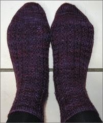 Poppy Socks, again