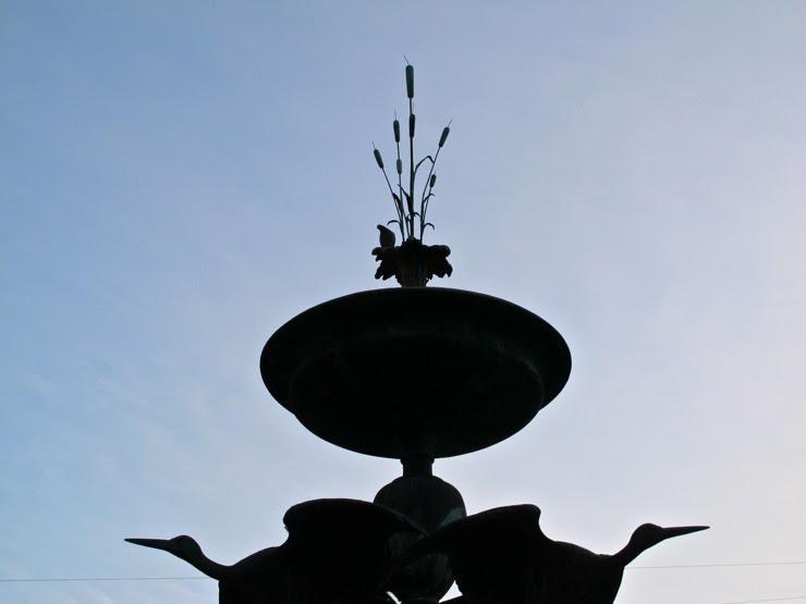 Storck fountain