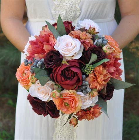 Best 25  Fall wedding flowers ideas on Pinterest