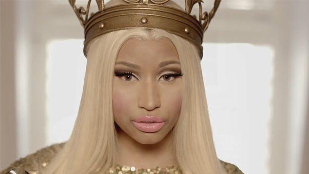 Freedom (Video), Nicki Minaj