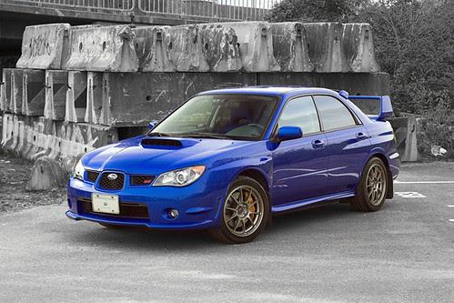 World Rally Blue