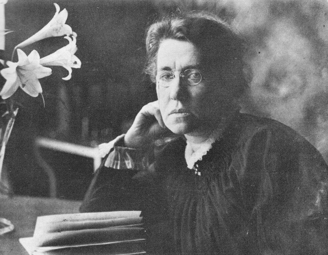 Emma Goldman Los Celos Son Inutiles Para Preservar El Amor Pero