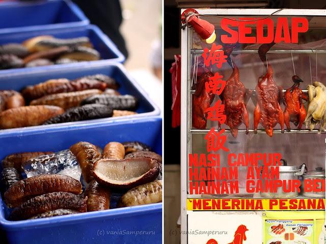 Teripang (sea cucumber) - Chinese Food Kiosk