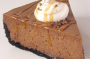 PHILADELPHIA Caramel Mochaccino Cheesecake