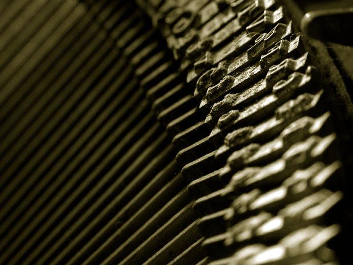 Typewriter-macro