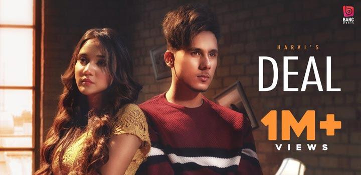 Deal Lyrics by Harvi ft Ashi Singh
